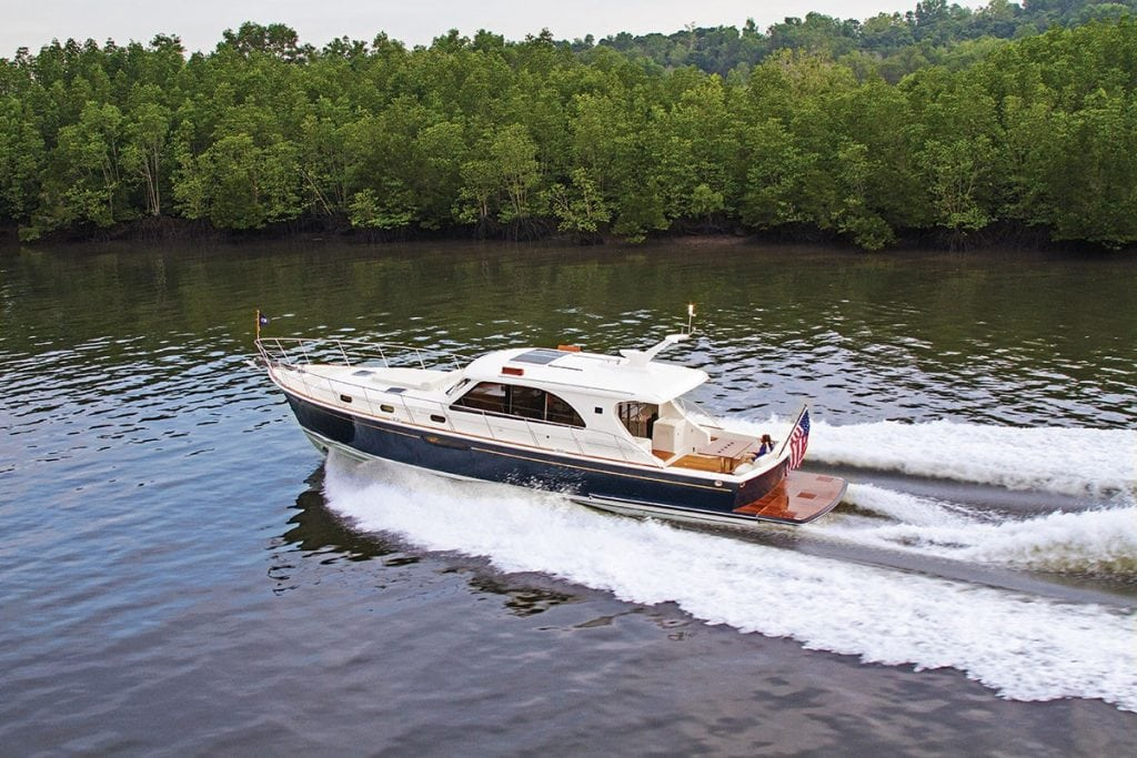 1b3a666e2f3 Grand Banks Eastbay 50 SX - Southern Boating