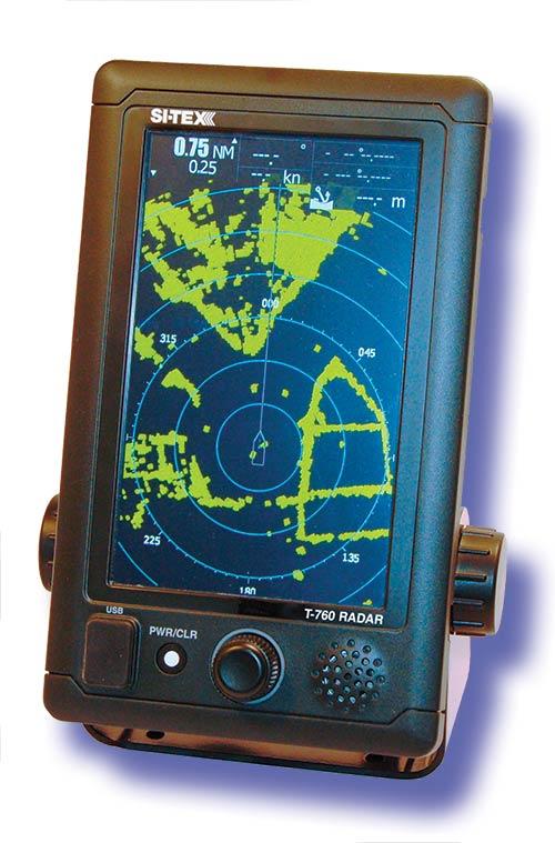 SI TEX T 760 touchscreen display