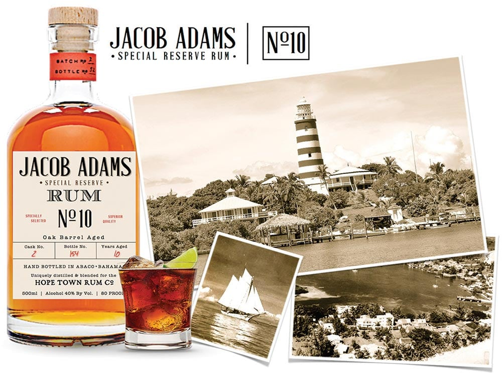 A descendant of the original Abaco Loyalists is reviving the spirit of Hope Town by embracing the history of the Abacos in a throwback to the old days with a new rum company. Photo: Robert Bethel