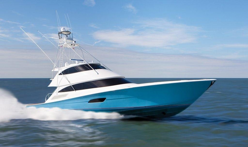 The Viking EB 92 from Viking Yachts - Southern Boating