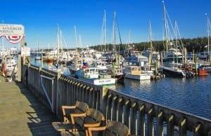 An image of Dysarts Great Harbor Marina