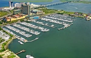 An image of Farley State Marina