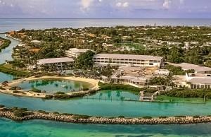 An image of Hawks Cay Marina