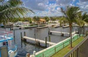 An image of Lake Park Harbor Marina