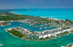 An image of Treasure Cay Marina