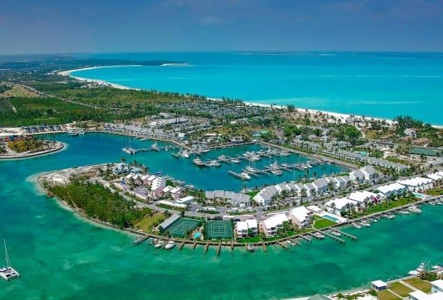 An image of Treasure Cay Marina