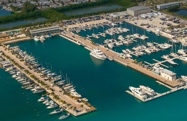 An image of Stock Island Marina Village