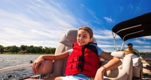 Kids and boating