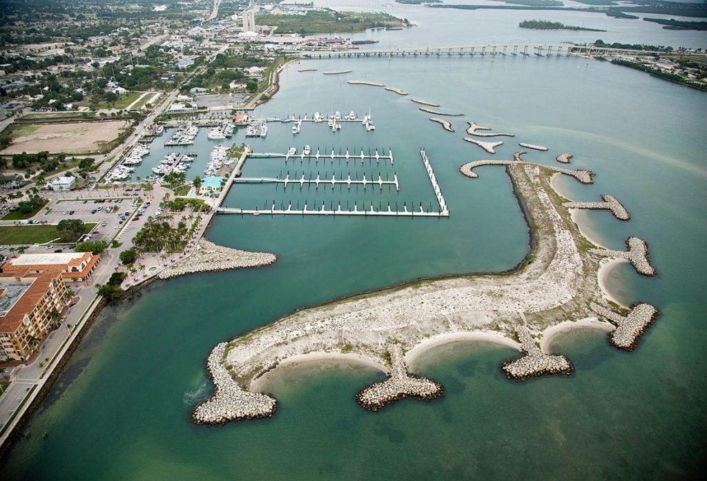fort pierce city marina florida southern boating. Black Bedroom Furniture Sets. Home Design Ideas