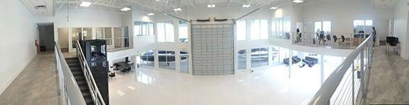 The new InterMarine, Inc. showroom.