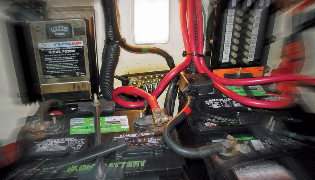 Installing A Battery Charger