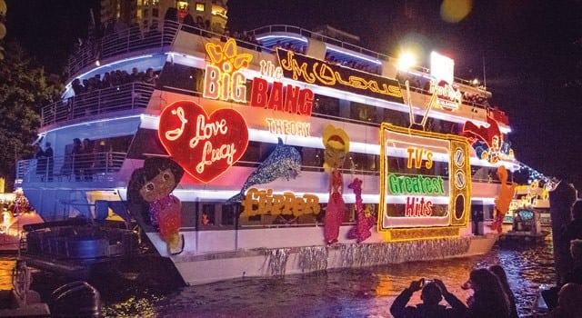 2015 Holiday Boat Parades - Southern Boating