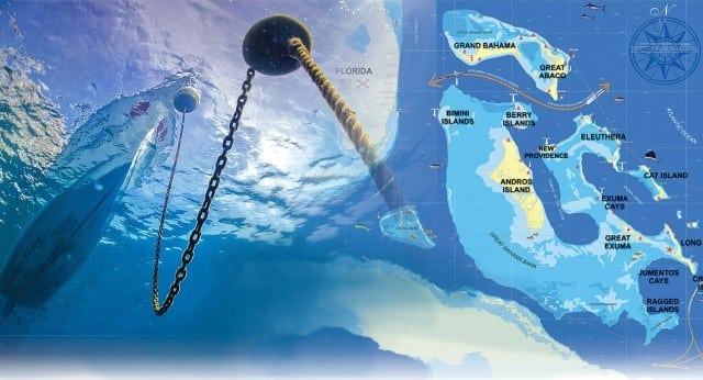 Tips for Anchoring in the Bahamas