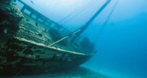 Sunken Treasure Ships