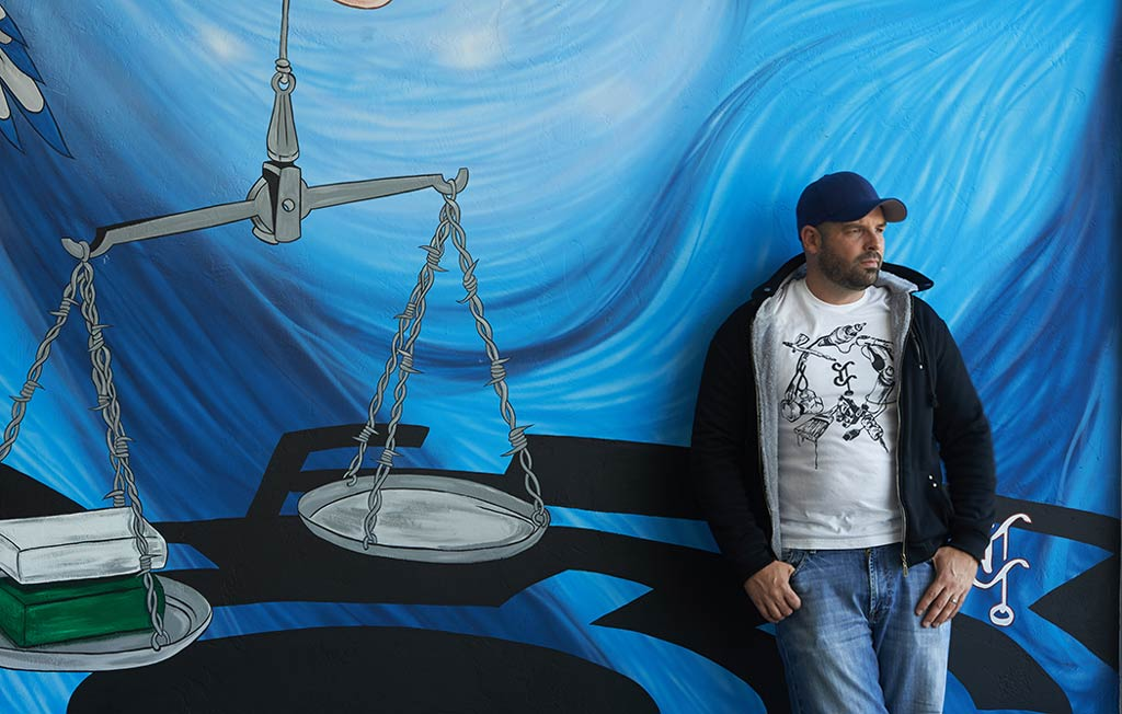 186f1ea6 Southern Exposure's Q&A: Jake Cordero, Artist - Southern Boating