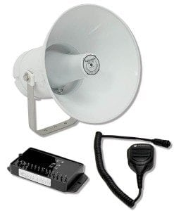 KB-15W with CM-16 and Mic