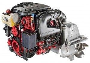 Volvo-Penta-5.3-liter-V8-engineJL