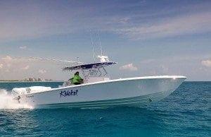 Bahama Boat Works 41