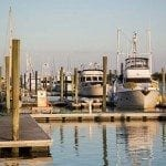 Jarrett Bay Marine Industrial Park in Beaufort NC