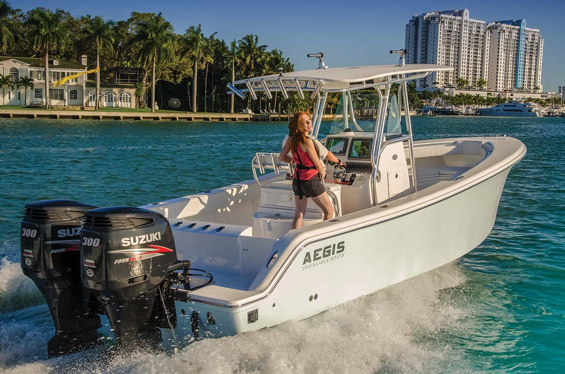 New Suzuki Portable Outboards - Southern Boating