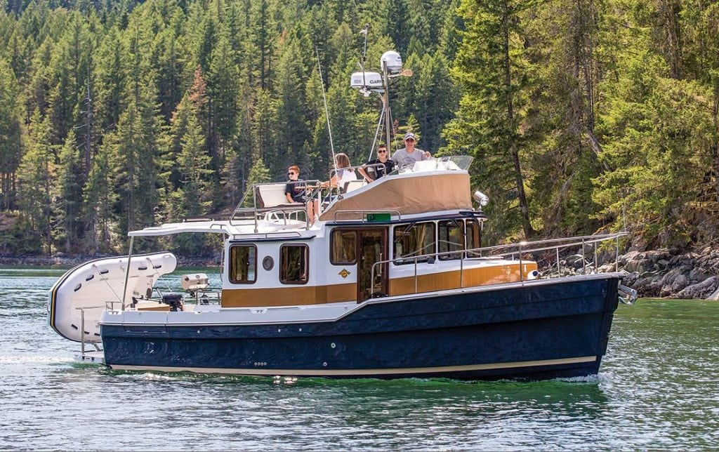 Ranger Tugs R-31 & Cutwater 24 - Southern Boating