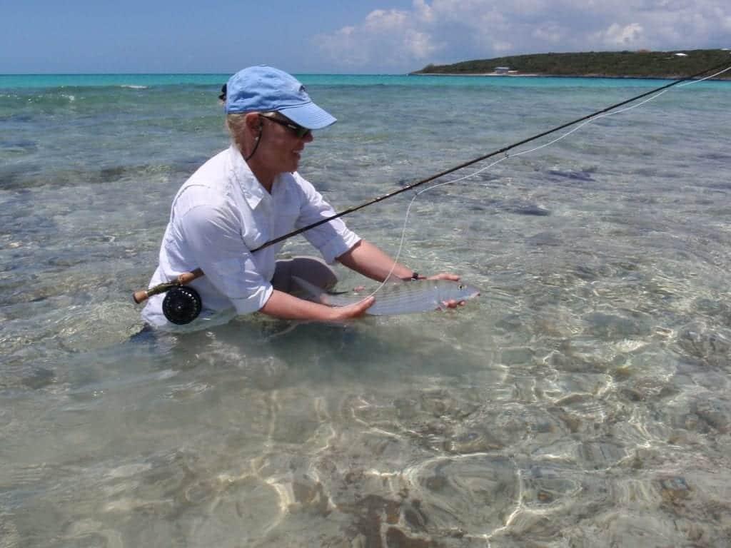 Bonefishing in The Bahamas