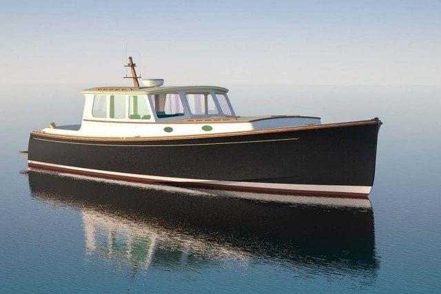 Rockport Marine 44 Express