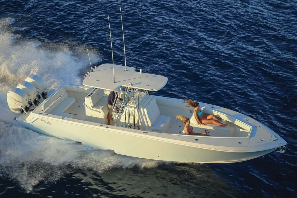 SeaVee 340Z