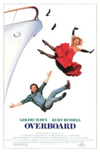 overboard is a top ten boat movie from Southern Boating