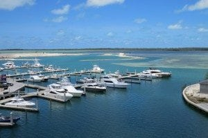 Resorts World Bimini Marina