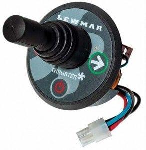 Lewmar bow thruster joystick