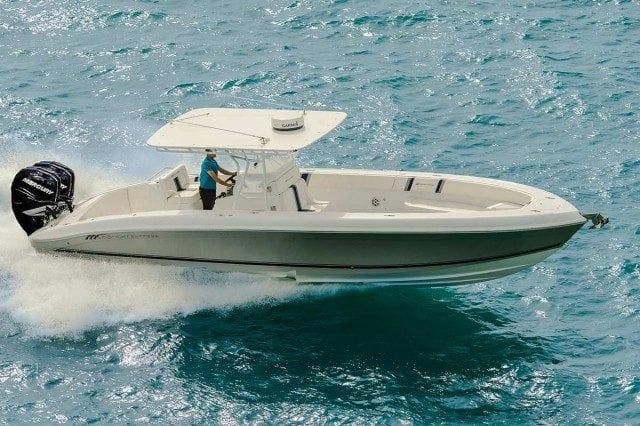 Midnight Express 34 Sportfish Tender