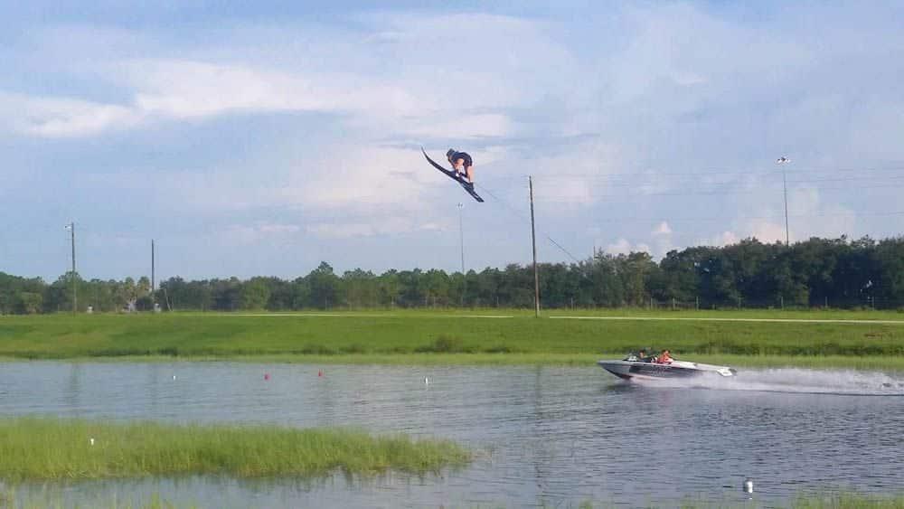 wakeboard world record