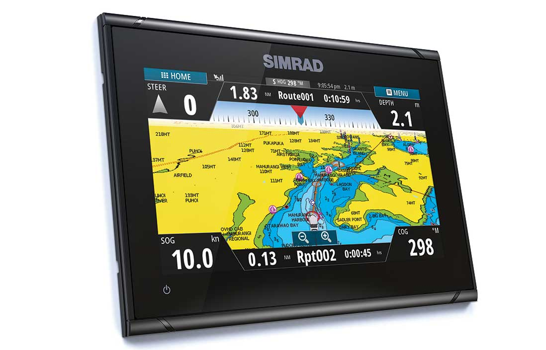 What's New in Electronics: NMEA 2016 - Southern Boating