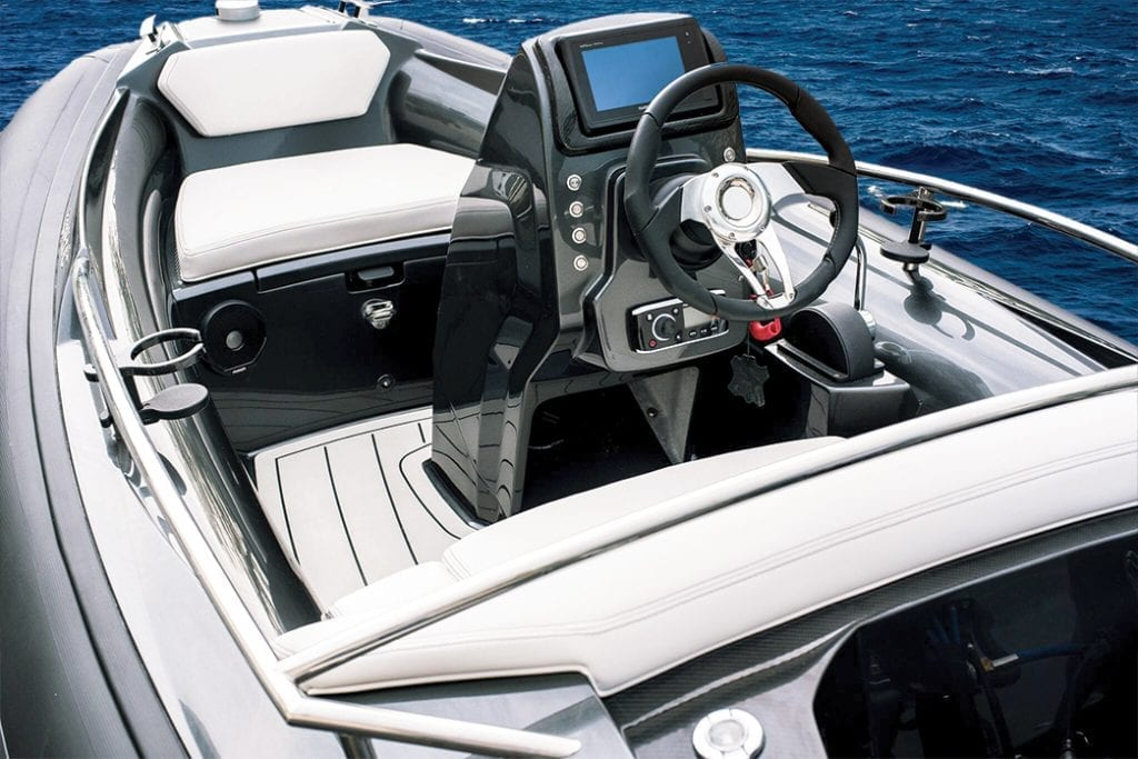 Top 15 Tenders and RIBs Argos-Nautic-305-Yachting from Southern Boating