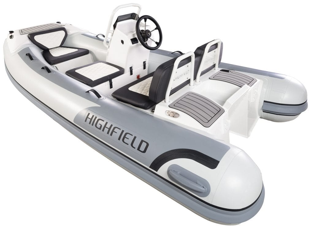 Highfield-CLDL360 from Southern Boating Top 15 Tenders and RIBs