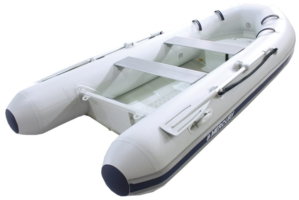 Southern Boating's Top 15 Tenders and RIBsMercury-320-Aluminum