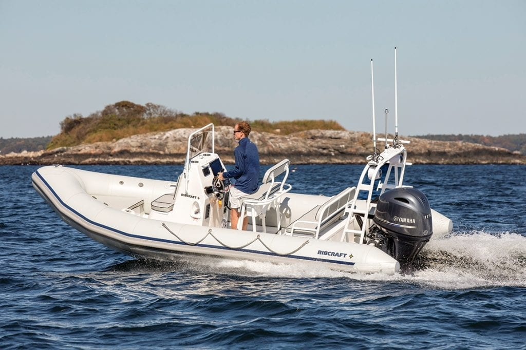 Top Tenders and RIBs from Southern Boating, the RIBCRAFT 5.85