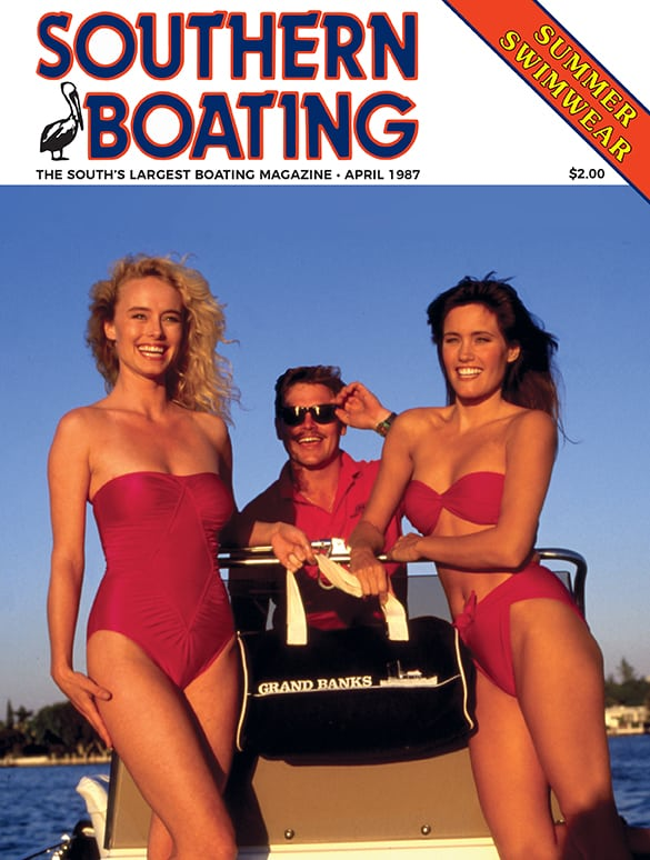 Southern Boating Cover 1987