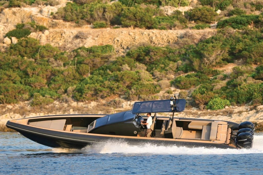 Technohull-Omega-45 Top Tenders and RIBs from Southern Boating