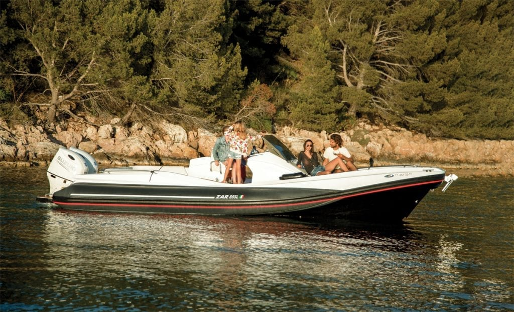 Top 15 Tenders and RIBs from Southern Boating ZAR 85 SL