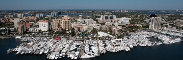 Palm Beach Preview for the Palm Beach International Boat Show