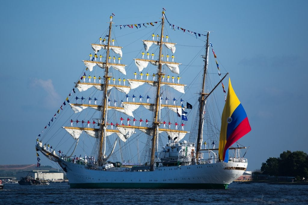 Tall Ships in Charleston