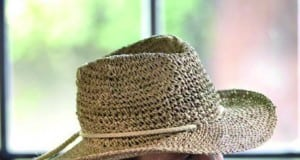 Crushable Seagrass Hats