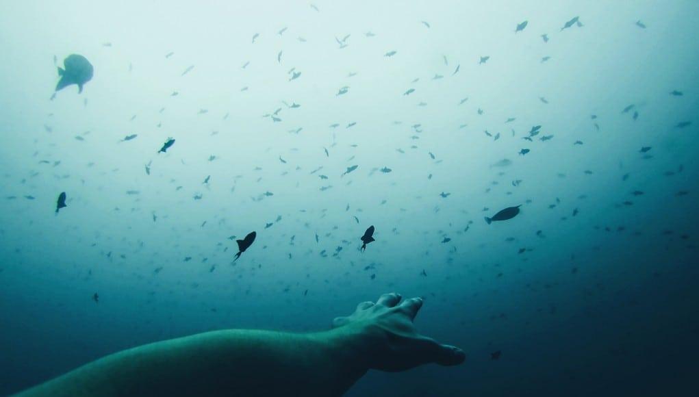 how deep is the ocean