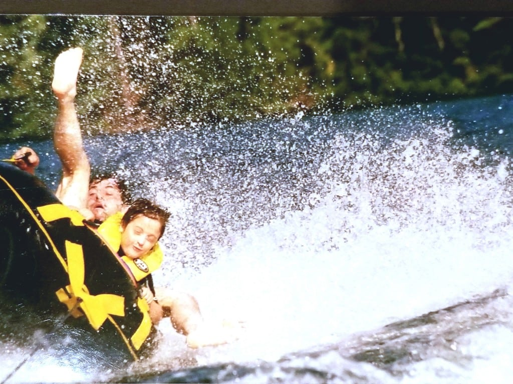 KEITH & JERRY TUBE WIPEOUT