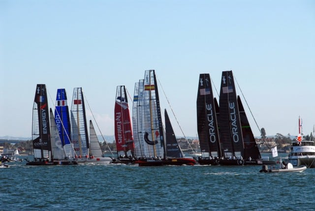 America's Cup Preview