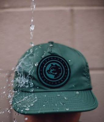 Floating Waterproof Snapback Hat Everyday California