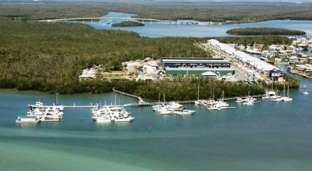 marina mergers on the gulf