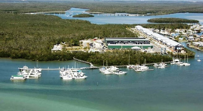 marina mergers on the gulf